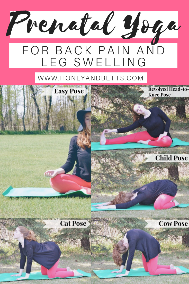 Prenatal Yoga At Home The Best Pregnancy Yoga Poses For Back Painhoney Betts