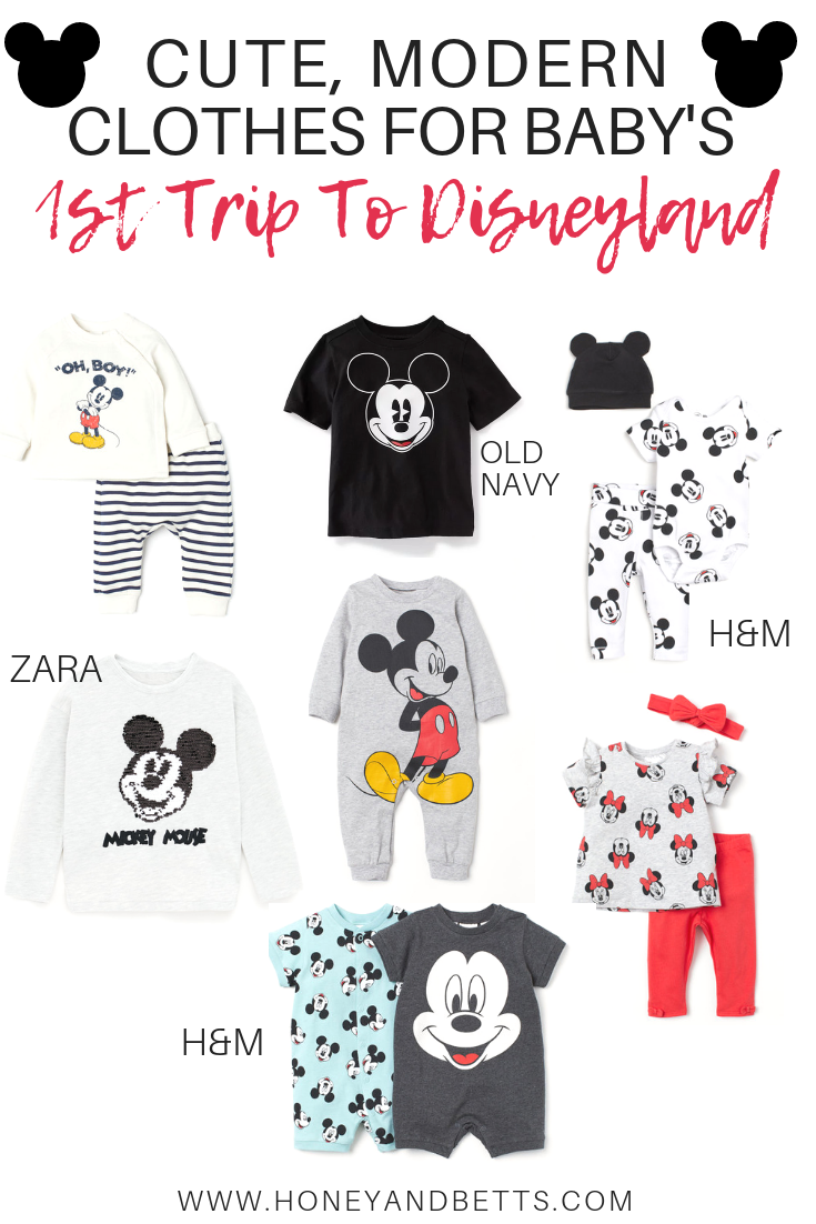 Best Places To Find Inexpensive Disney Baby Clothes In
